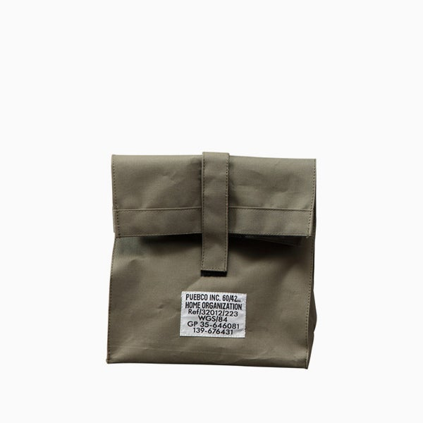 Image of PUEBCO Laminated Fabric Lunch Bag