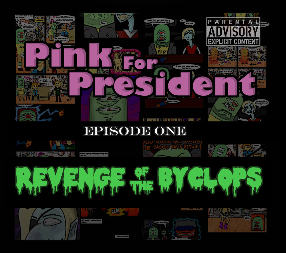 Image of Revenge of the Byclops!