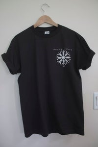 Image of Black Icelandic Tee