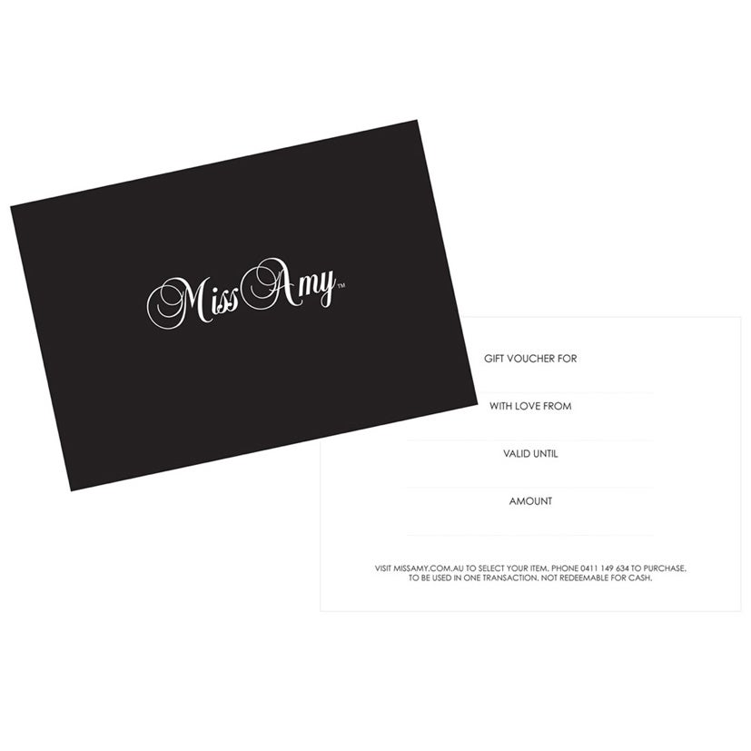 Image of GIFT VOUCHER $50