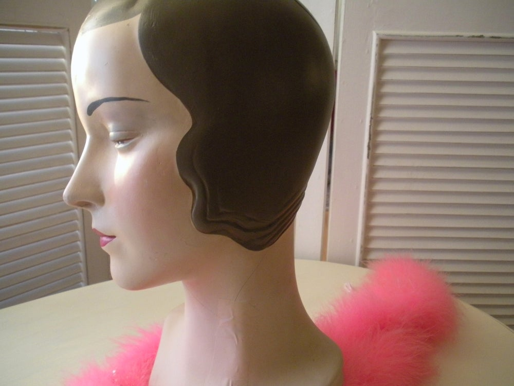Image of 1930's Millinery Mannequin