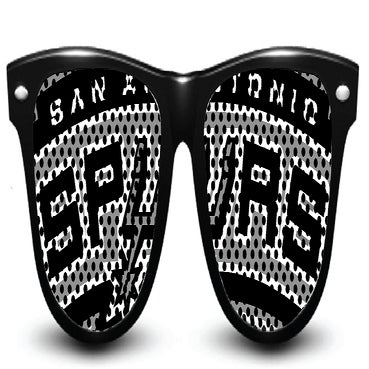 My custom specks san antonio spurs specks my custom specks for Custom t shirt printing san antonio