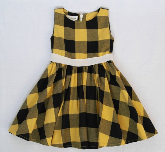 Image of Bumble Bee Plaid