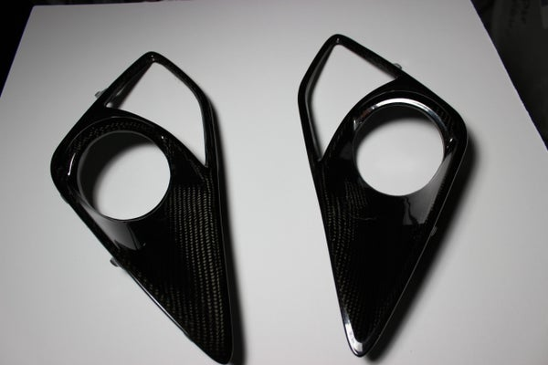 Image of Scion FRS/GT86 Carbon Fiber FogLight Bezel 13-UP