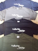 Image of Future Noise Recordings Logo T-shirts