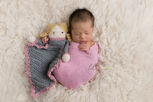 Image of Dolly Lovey PDF Pattern