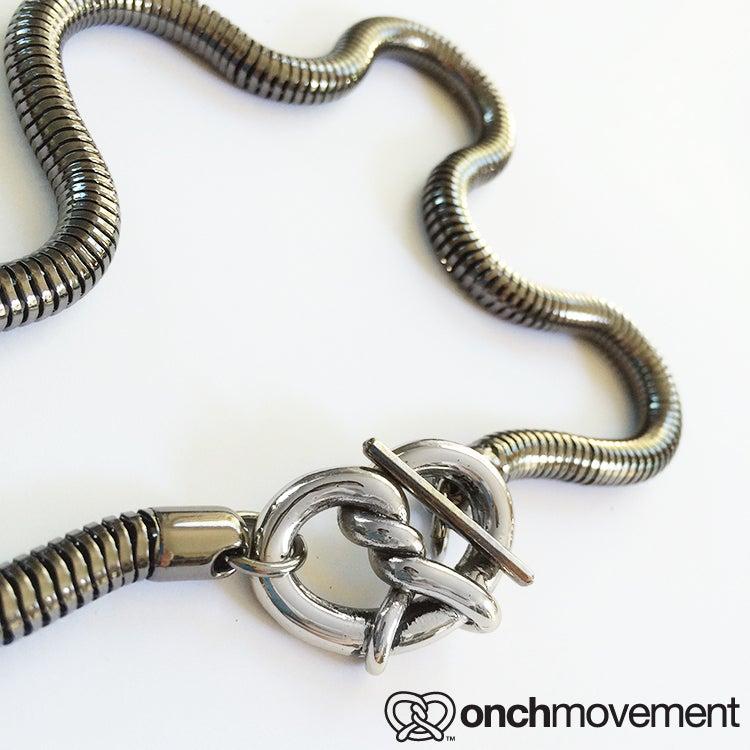 Image of Silver OM Pretzel