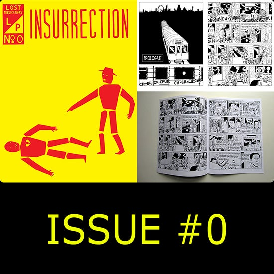 Image of Issue #0
