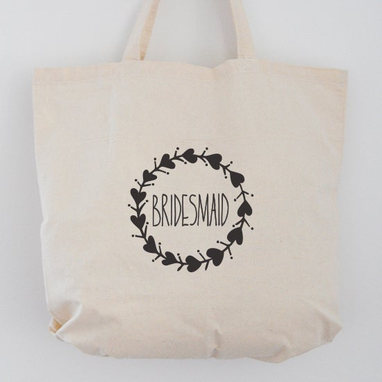 Image of Bridesmaid Tote
