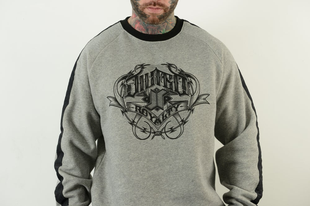 Image of RAZOR CREWNECK
