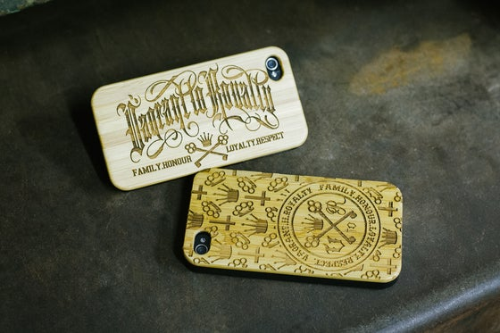 Image of Bamboo iPhone Case
