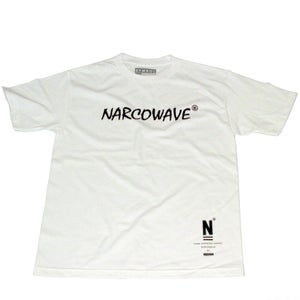 Image of Narcowave  Wordmark Tee