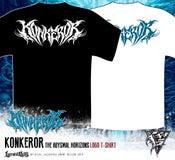 Image of KONKEROR - logo Tshirt