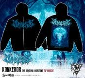 Image of KONKEROR - zip hoodie