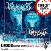 Image of KONKEROR - The Abysmal Horizons SIGNED DIGIPACK - Limited!