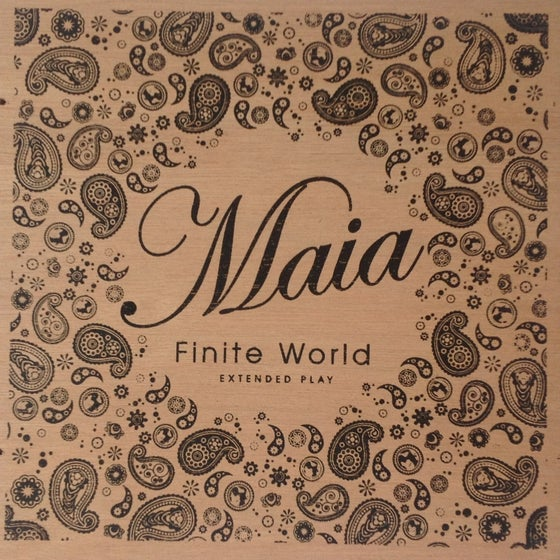 "Image of Maia-10"" Vinyl Finite World EP"