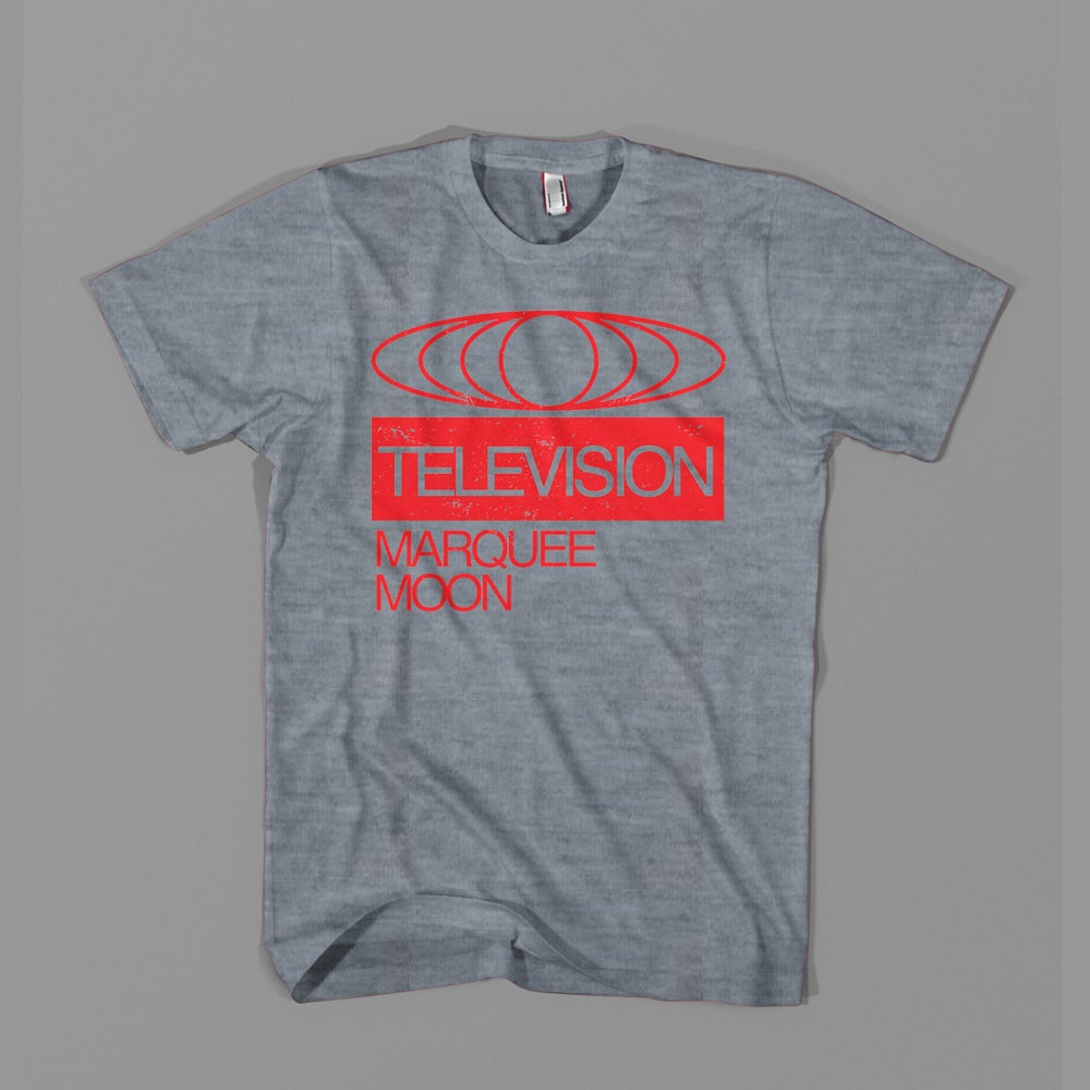"Image of Television - ""Globe"" Tee - Grey"