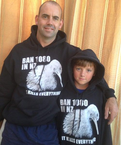 Image of Ban 1080 in NZ Hoodie Fundraiser