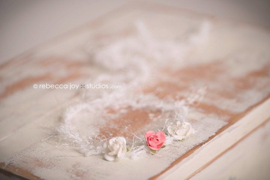 Image of {the Woodland Fairy} Flower Chain Headband