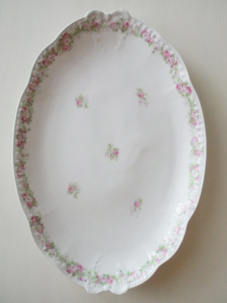 Image of Antique Limoges Platter