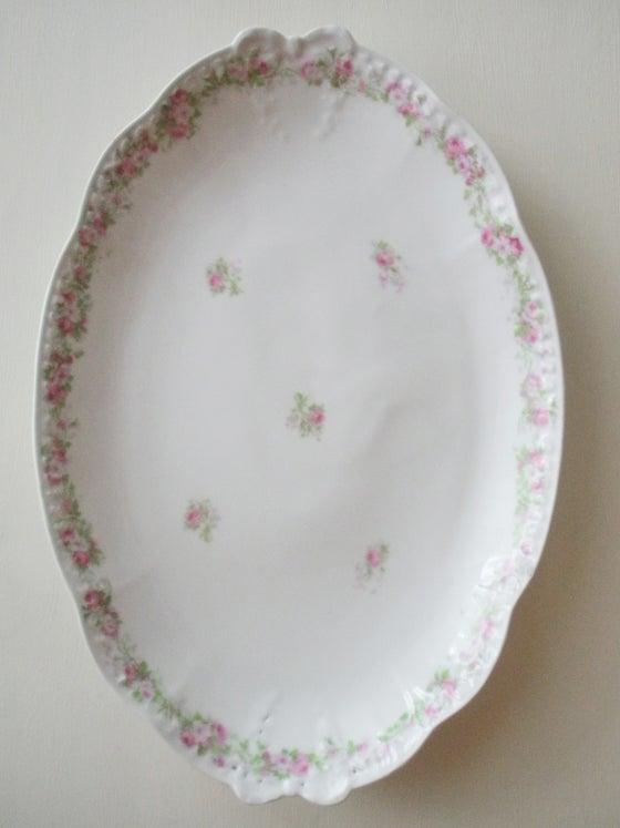Image of Antique Limoges Platter