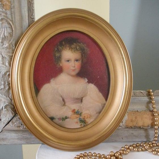 Image of Vintage Portrait
