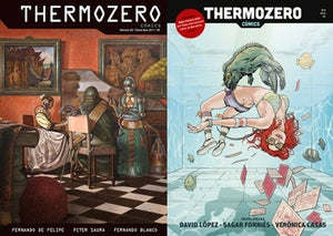 Image of Thermozero nº2 y nº3 (Pack Especial)