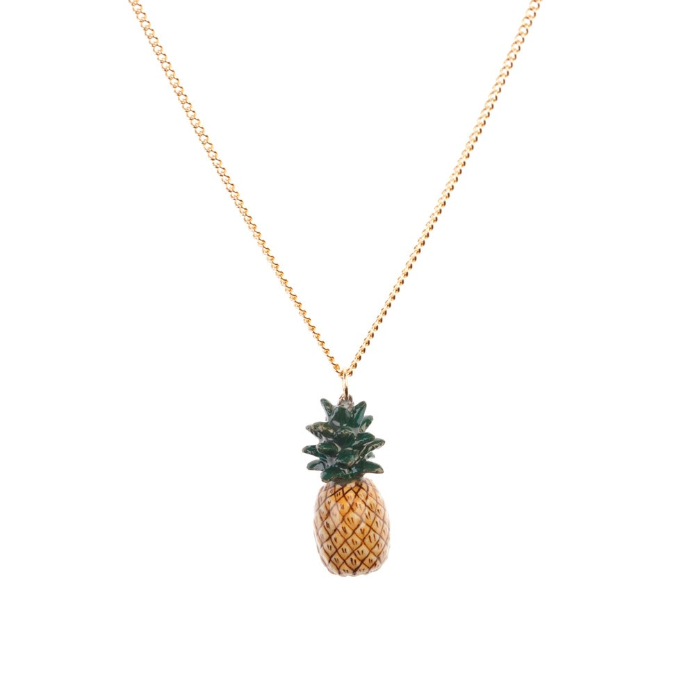 Collier Ananas - And Mary
