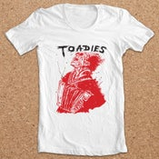 Image of Toadies : Mad Accordion Shirt
