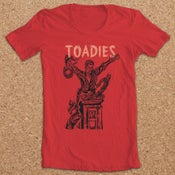 Image of Toadies : Preacher Shirt