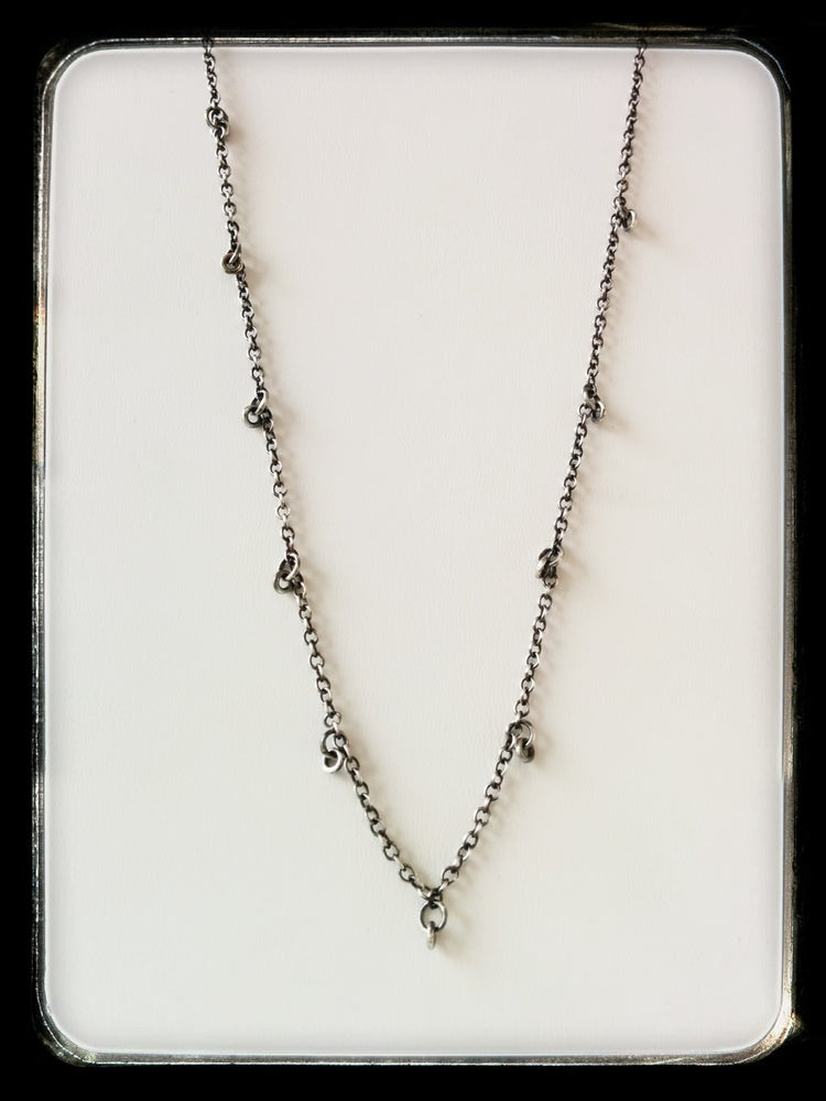 Image of loop necklace