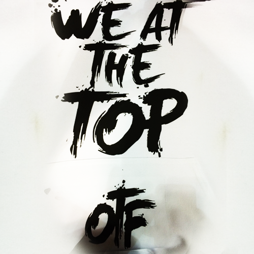 Otf Coke Boys WE AT THE TOP OTF TEE ...