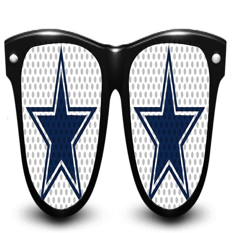 Dallas Cowboys Eyeglass Frames : My Custom Specks Dallas Cowboys Specks / My Custom Specks