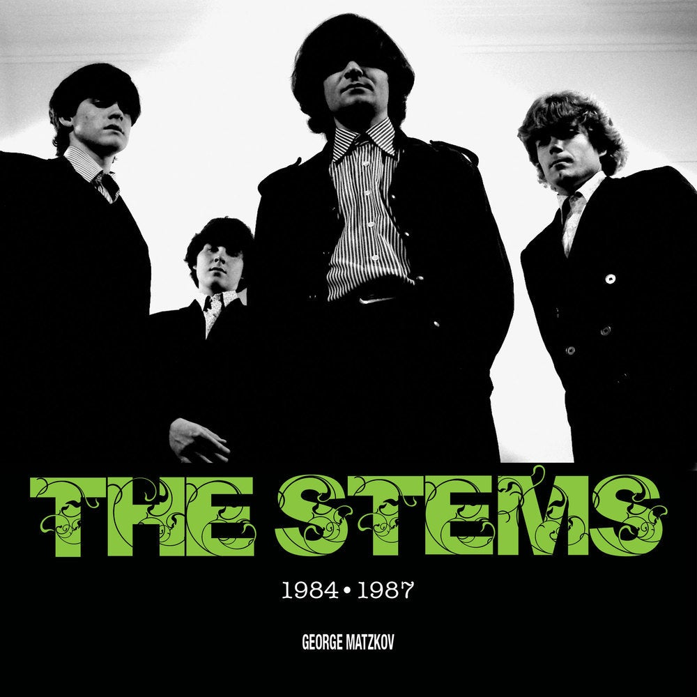 Image of THE STEMS ~ 1984 • 1987 (BOOK + CD)