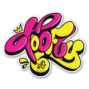 Image of Toofly Bubble Sticker