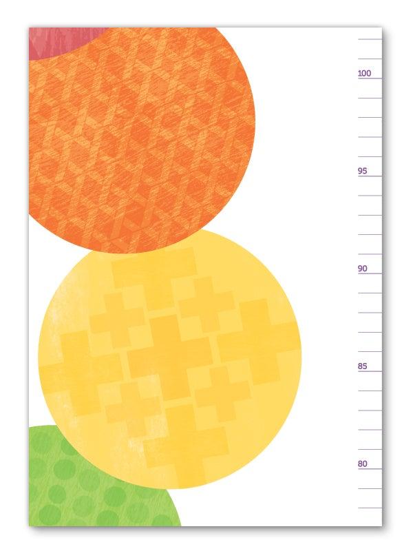 Image of Growth Chart - Caterpillar