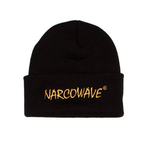 Image of Narcowave Gold Beanie