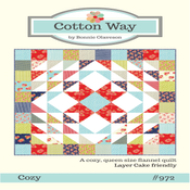 Image of Cozy PDF Pattern #972