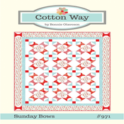 Image of Sunday Bows Paper Pattern #971