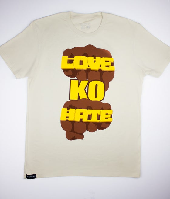 Image of Love K.O. Hate-Mens