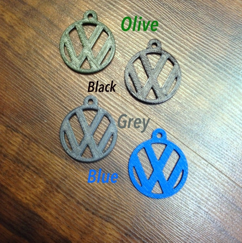 Image of VW Fobs