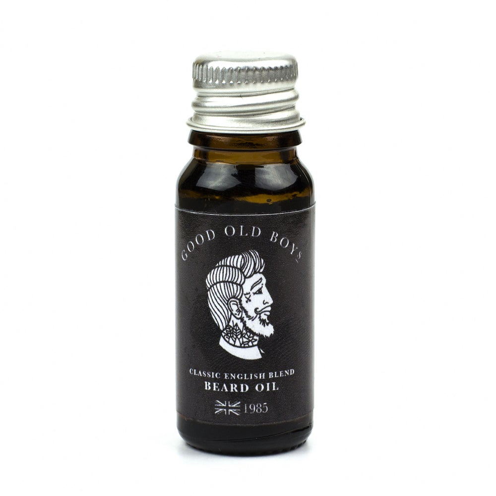 Image of Classic English Blend Beard Oil