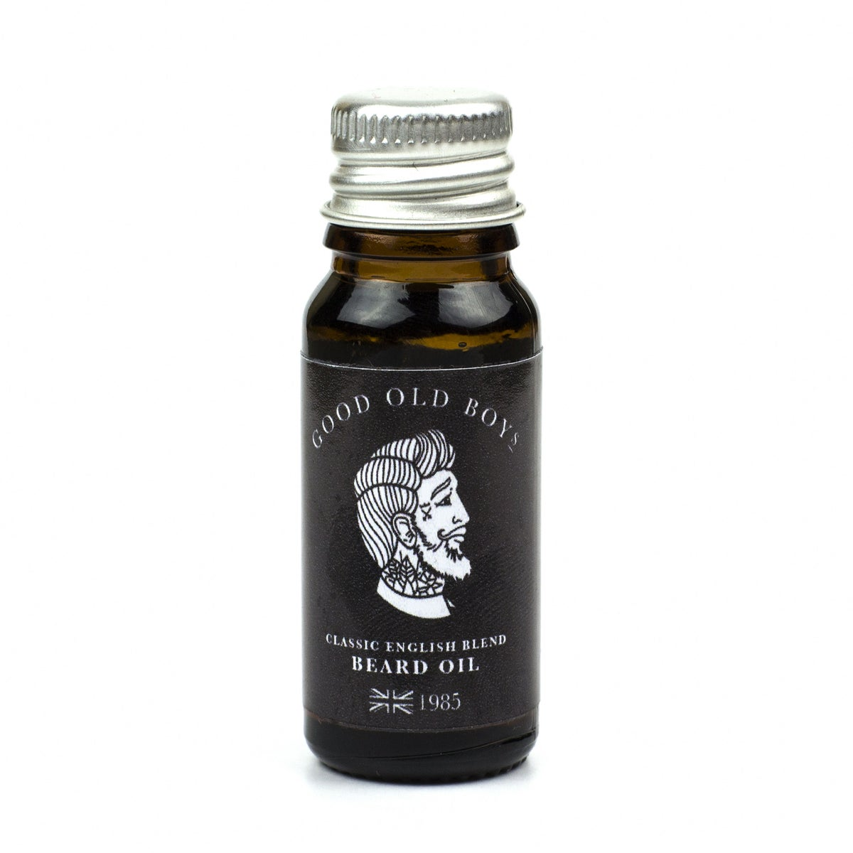 classic english blend beard oil good old boys. Black Bedroom Furniture Sets. Home Design Ideas