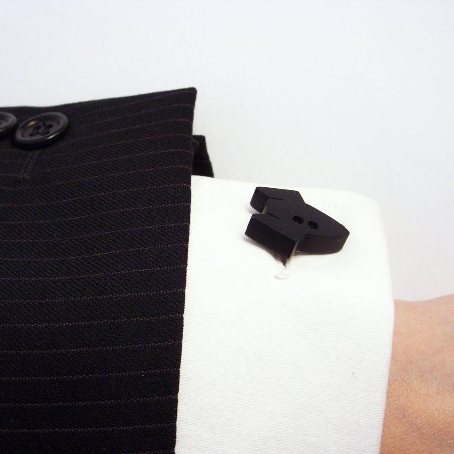 Image of Rocket Cufflinks