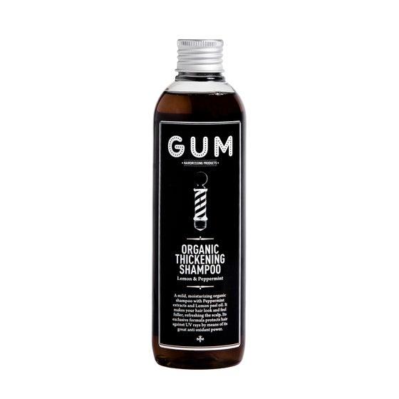 Image of Organic thickening shampoo (Lemon & Peppermint)