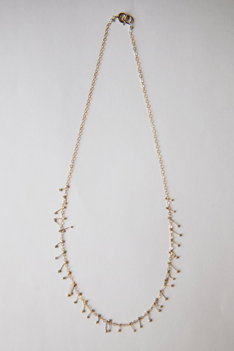 Image of Ascension necklace