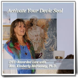 Image of Activate Your Devic Seal - DVD