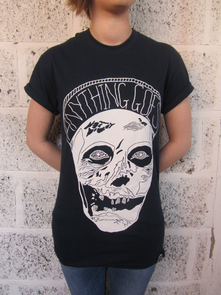 Image of Anything Goes - Check The Back Seat Tee