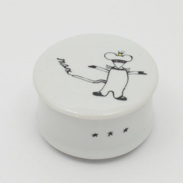 Image of Boîte à dents souris masquée
