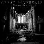 "Image of GREAT REVERSALS ""Natural Burial"" vinyl 7"""